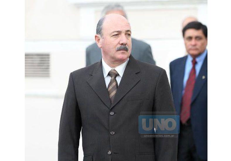 El exjefe de la Policía de Entre Ríos