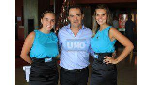 Omar Martínez estuvo en la producción de fotos de los Destacados 2015 de Diario UNO. Foto UNO/Juan Ignacio Pereira