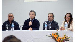 Macri confirmó que propondrá a Miguel Del Sel como embajador en Panamá