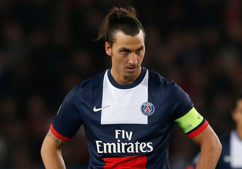 Ibrahimovic se quedó con las ganas