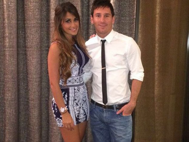 El hijo más chico de Messi es perfecto