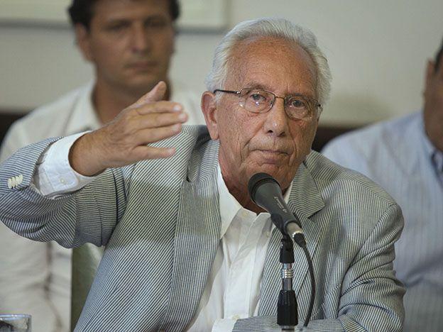 Héctor Recalde. Foto: NA