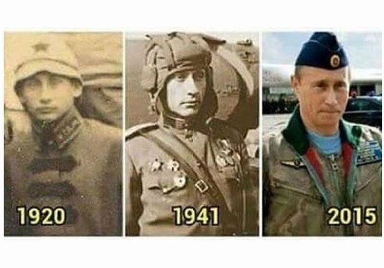 La insólita teoría que postula que Vladimir Putin es inmortal