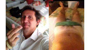 Varsky habló sobre sus fotos íntimas que se filtraron en la web