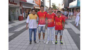 Los juveniles forman parte del primer equipo y sueñan con pelear el certamen en el 2016. (Foto UNO/Mateo Oviedo)