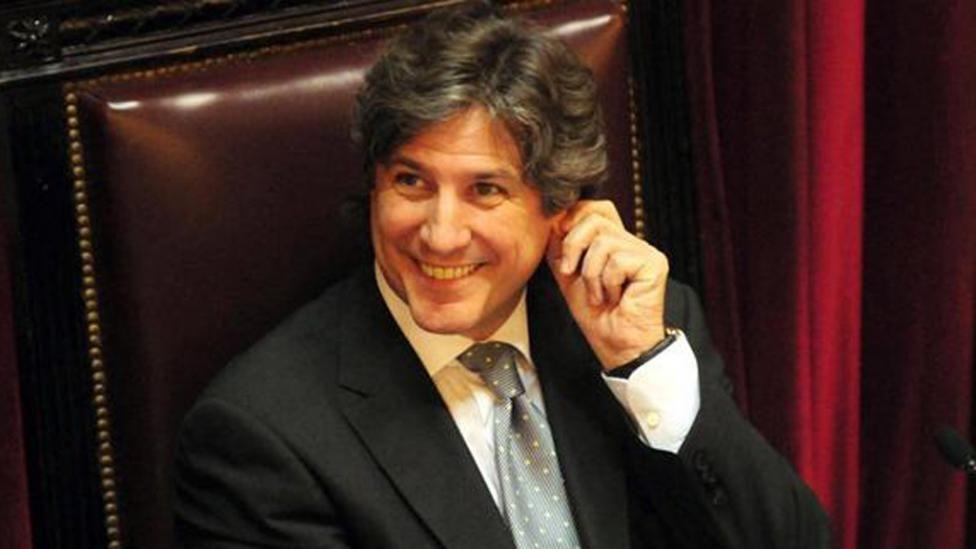 Ahora Boudou negó ante el juez haber recibido dádivas durante su vicepresidencia