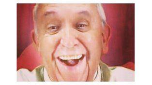 Al final, la selfie del Papa era trucha