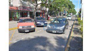 Anticipo. El intendente adelantó también que habrá cambios en el estacionamiento medido. Foto UNO/Juan Manuel Hernández