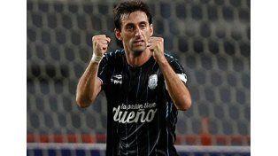 Sería lindo retirarme ganando la Copa Libertadores