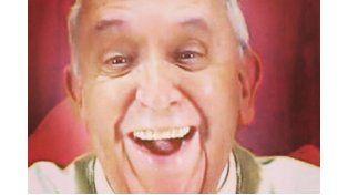 El Papa publicó su primera selfie en Instagram