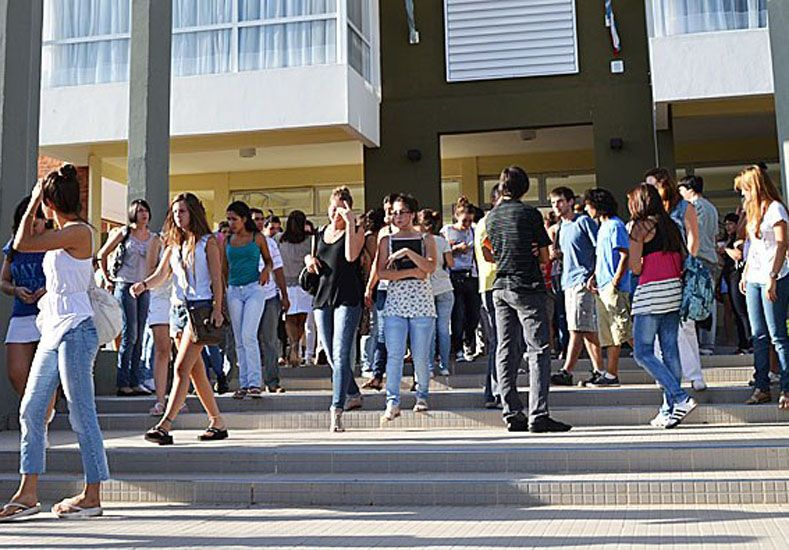 Estudiantes. Entre Ríos empieza a formar médicos en una universidad pública y gratuita.