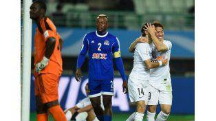 River jugará la semifinal ante Sanfrecce Hiroshima