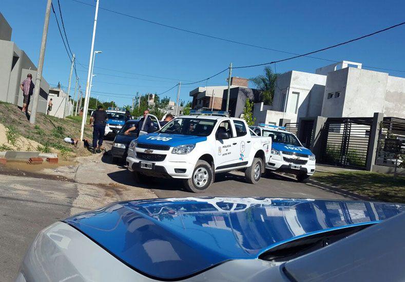 Un herido de bala y seis detenidos tras un tiroteo en la zona noreste de la ciudad