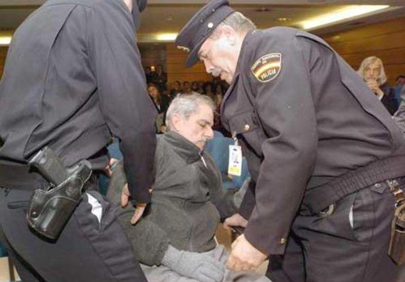 Scilingo, condenado en España por los Vuelos de la muerte, obtuvo permiso para salir de la cárcel