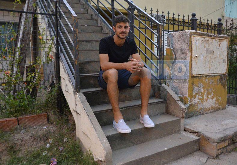 El Chamaco transitó la escalera que llevó a Patronato a Primera División A. (Foto UNO/Mateo Oviedo)