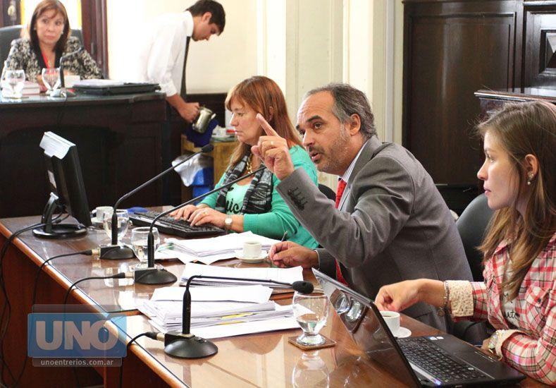 La Fiscalía sostiene que hay pruebas para condenar a todos los represores (Foto: UNO/Archivo).