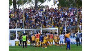 Juventud Unida de San Luis ascendió a la B Nacional