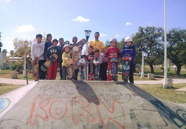 Gentileza/ Escuela de Skate