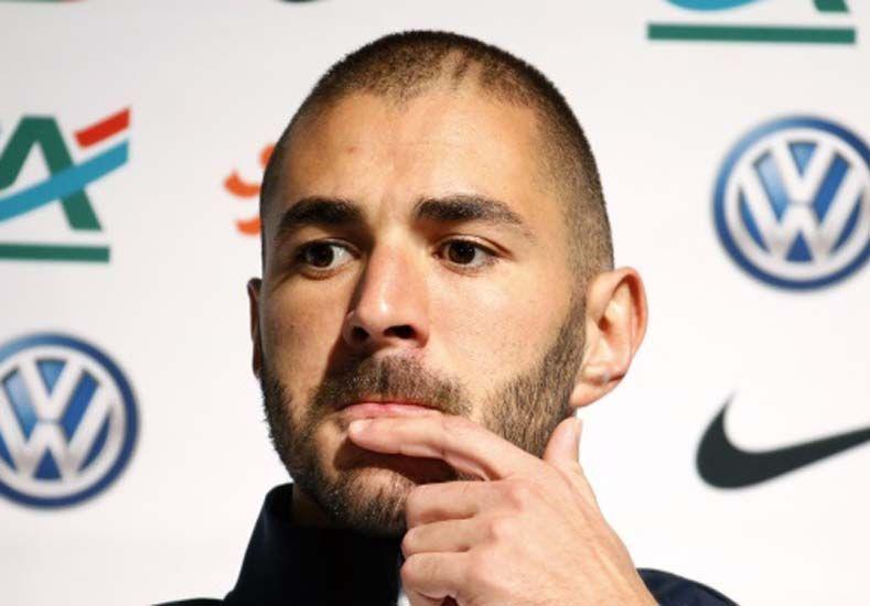 La selección francesa suspende a Karim Benzema por el escándalo sexual con Valbuena
