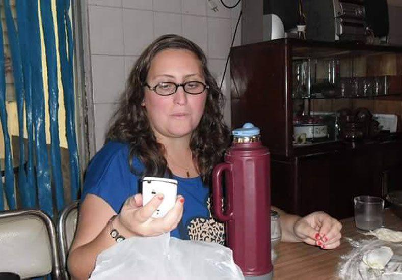 Miriam Soledad Vega de 29 años