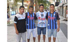 Belgrano tiene sus frutos del trabajo que viene realizando en las inferiores. Foto UNO/Mateo Oviedo