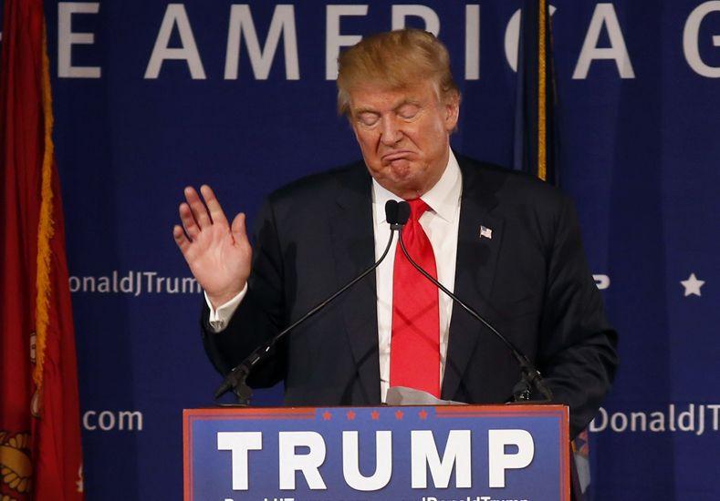 Otra de Donald Trump: quiere cerrar internet
