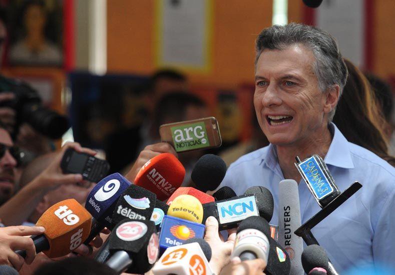Macri pidió que sean liberados los presos políticos de Venezuela