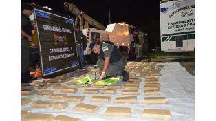 Foto: Gentileza/Gendarmería Nacional