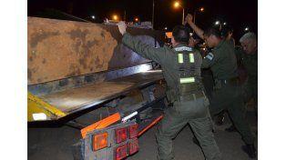 Foto: Gentileza Gendarmería Nacional