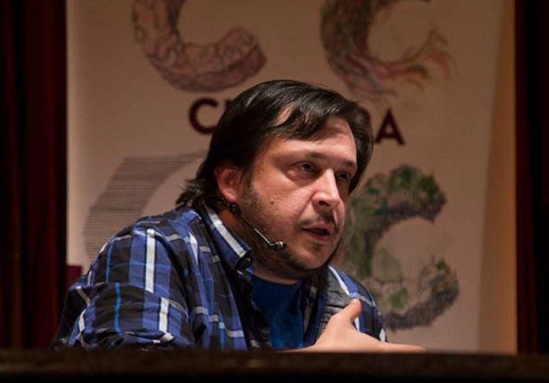 Hernán Casciari sufrió un infarto antes de presentar su libro en Montevideo