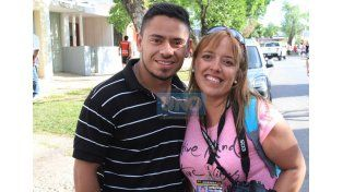Gonzalo y Maricel