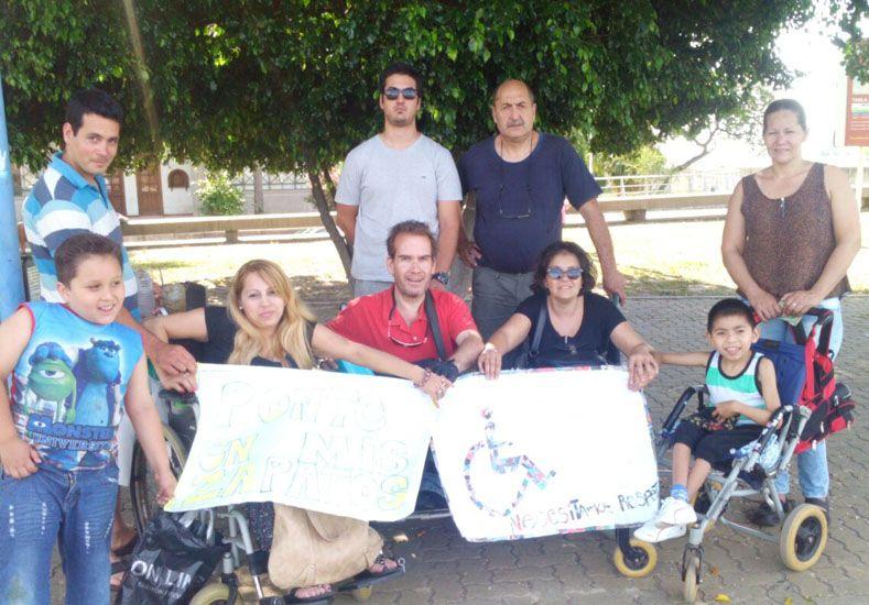 Compromiso. Los organizadores informaron sobre el proyecto.
