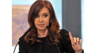 Cristina dijo que Macri le pidió a los gritos el traspaso en la Rosada