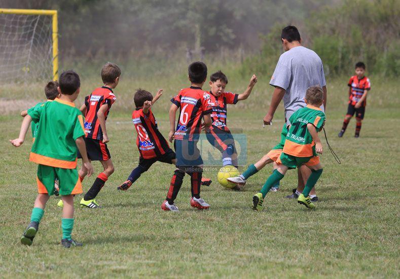El Taladro jugó ante Patronato en unos de los partidos.  Foto UNO/Diego Arias