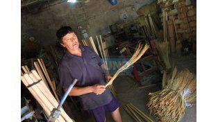 Empleo. Rodolfo Miguel López tiene trabajo en el pueblo
