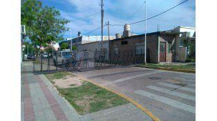 Fuerte operativo de seguridad en los alrededores del Grella
