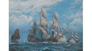 Identifican galeón hundido hace 300 años con tesoro millonario