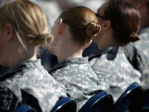 El Ejército de EE.UU. abre todos los puestos de combate a las mujeres
