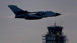 Alemania se unió a las operaciones militares contra el Estado Islámico en Siria