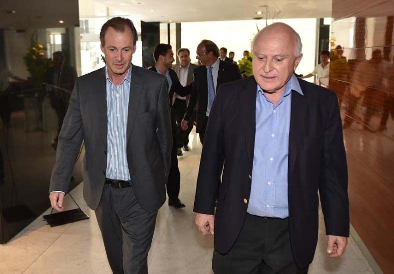 Bordet y Lifschitz comenzaron a consensuar políticas comunes para la región