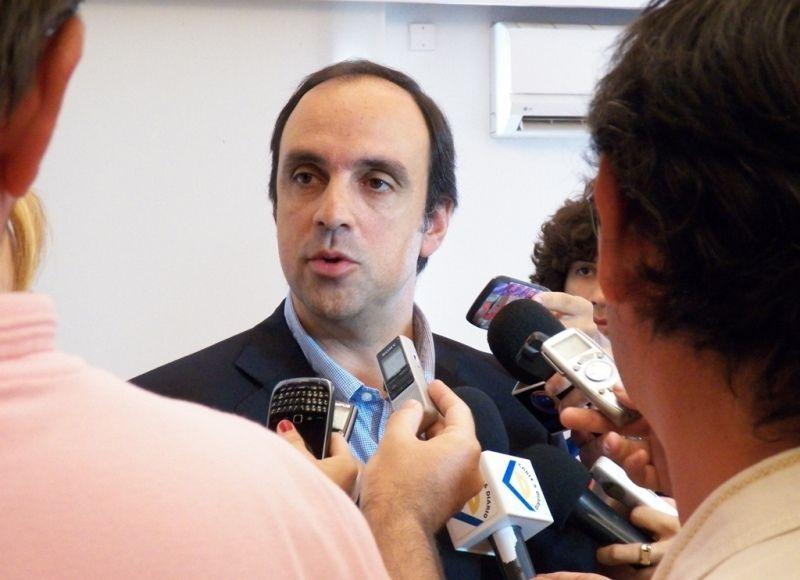 José Corral es el nuevo presidente de la UCR