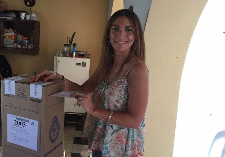Yanina Gayol (Cambiemos)