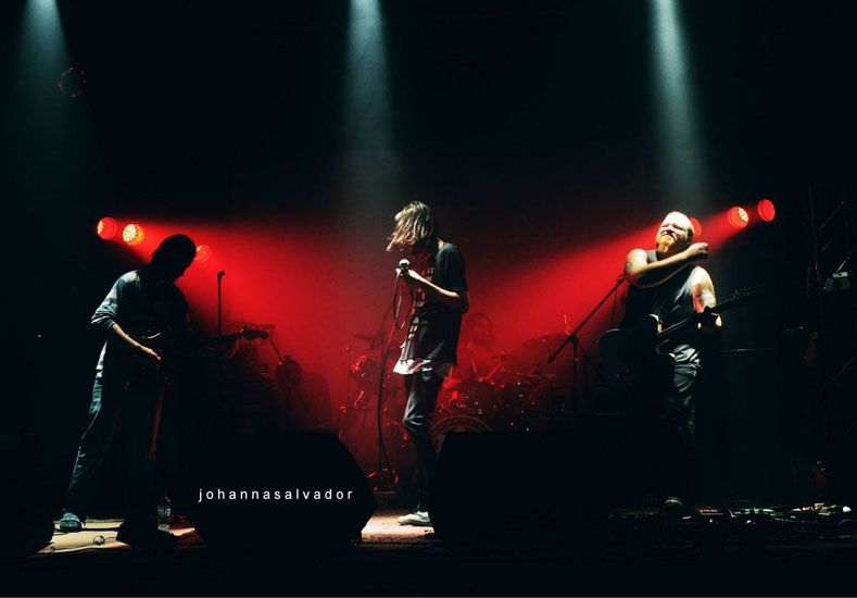 La banda paranaense Vulcanícola cierra el año a puro rock