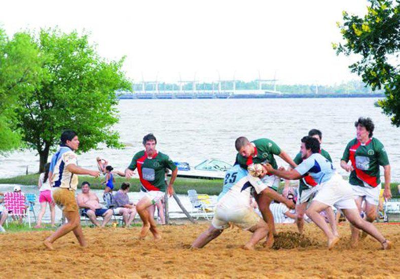 La actividad tendrá lugar en las arenas de Playa Sol.