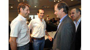 Bordet se reunió con los intendentes electos de Cambiemos