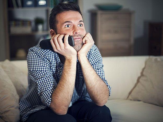 Ver mucha TV puede provocar problemas cerebrales