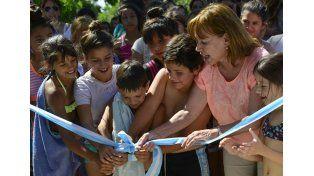 Quedaron habilitadas las piletas del Parque Recreativo Acuático Toma Vieja