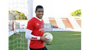 El ex-Atlético Paraná se va al Colectivero de Misiones.   Foto UNO/Mateo Oviedo