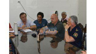 El cónclave tuvo lugar en la sede de Patronato.  Foto UNO/Mateo Oviedo