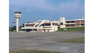 Los trabajos que se realizarán en el aeropuerto de Paraná.  Foto: Internet